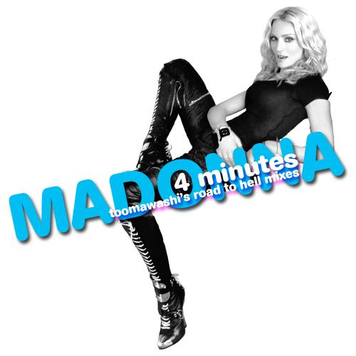 Madonna - 4 minutes (extended version) - screenshot